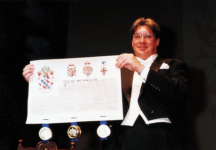 Shane Coat of Arms Award