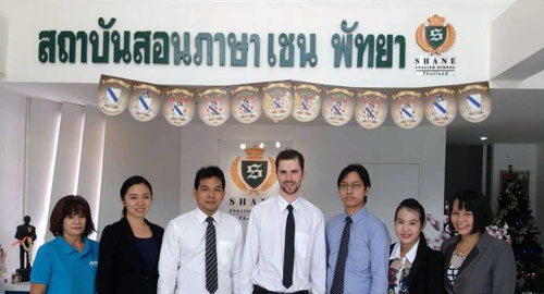Shane English School Thailand