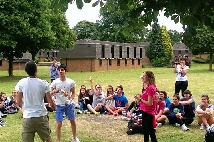 Teenage Activity Programme UK